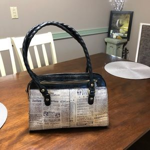 """Patricia Nash """"Paper"""" bag"""